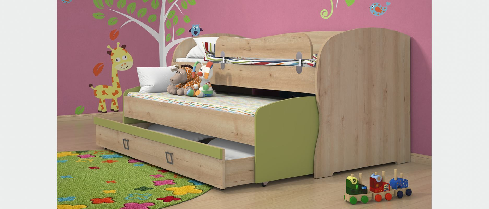 Dječje sobe Kiki