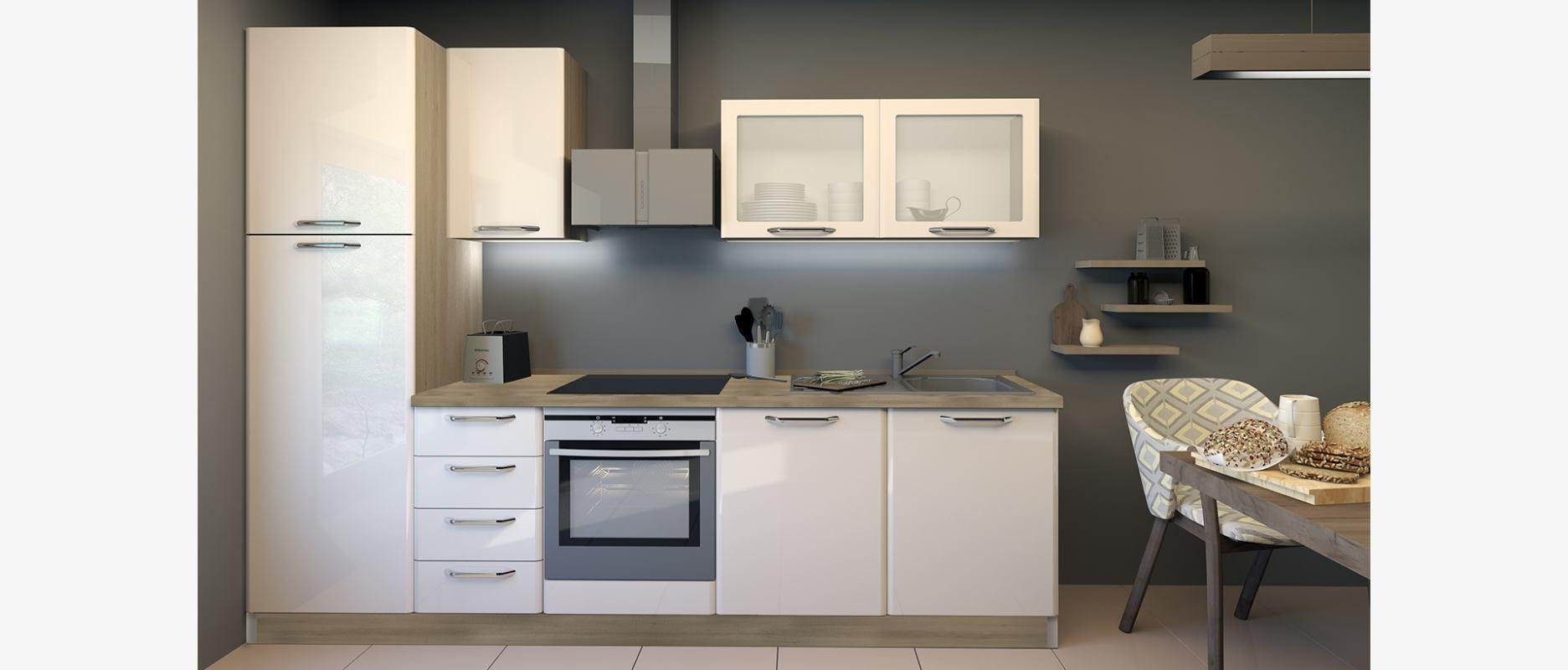 Kuhinja Modern - poklon montaža
