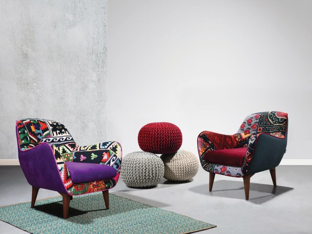 Fotelja TIFANI - KALEA namještaj