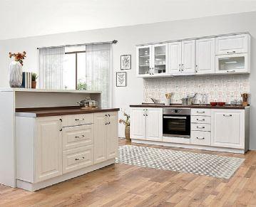 Kuhinja Rustik - poklon montaža