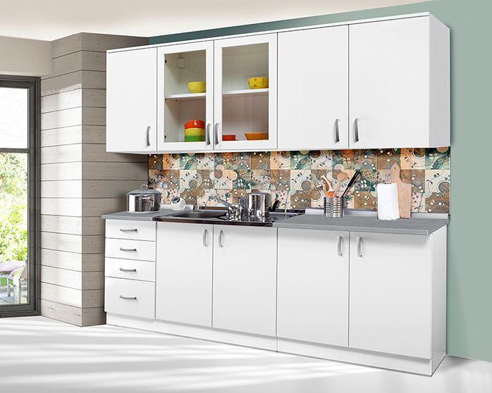 kuhinje vezo commerce. Black Bedroom Furniture Sets. Home Design Ideas